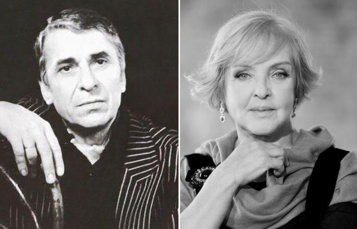 Ада Роговцева и Константин Степанков.