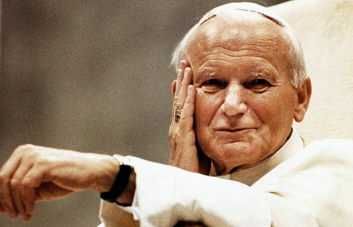 Папа Иоанн Павел II./ фото:instinctmagazine.com