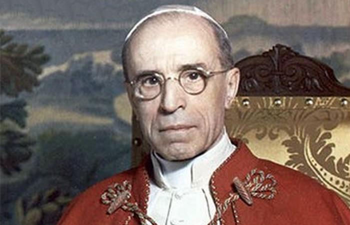 Папа Пий XII./ фото:list25.com