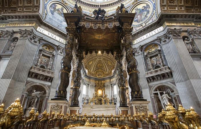 Базилика Святого Петра./ фото:krasfun.ru