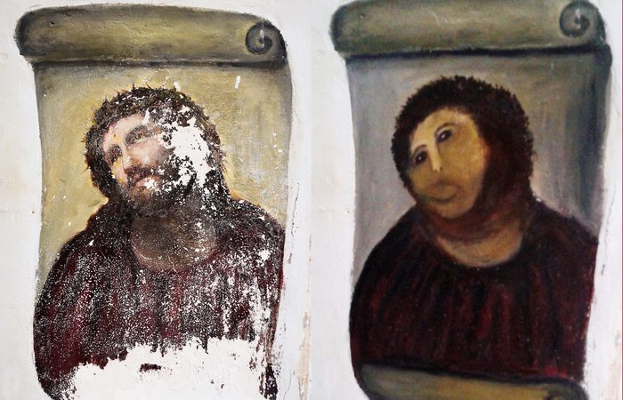 Ecce Homo.