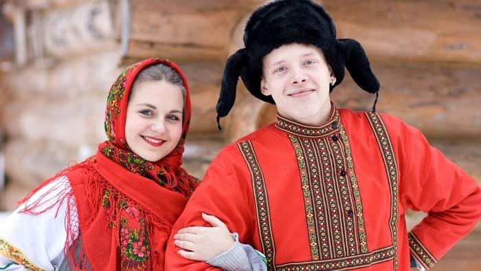 Европейцы ил русские, или Как выглядит среднестатистический русский человек.