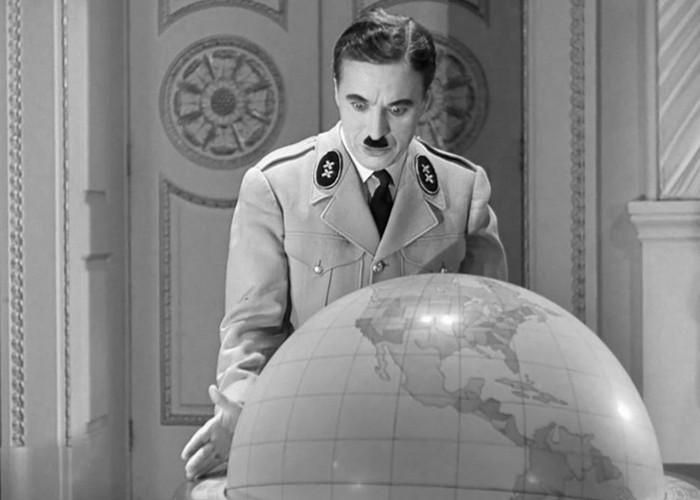 Кадр из фильма «Великий диктатор»./фото: winwallpapers.net