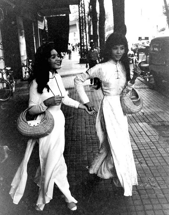 Вьетнамские модницы.