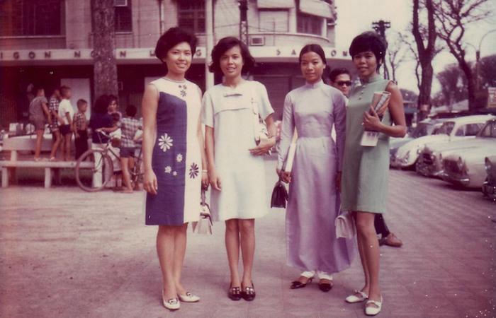 Южный Вьетнам, Сайгон, 1960-е годы...