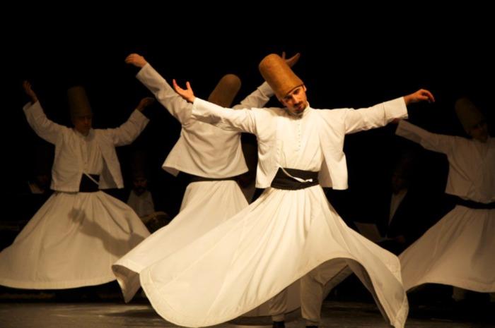 Танец дервишей и другие древние танцы