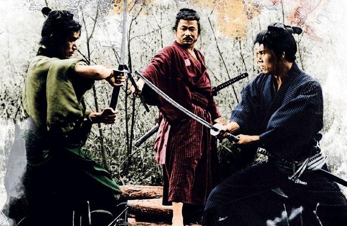 Самурай мог убить за грубость. / Фото:posmotr.im