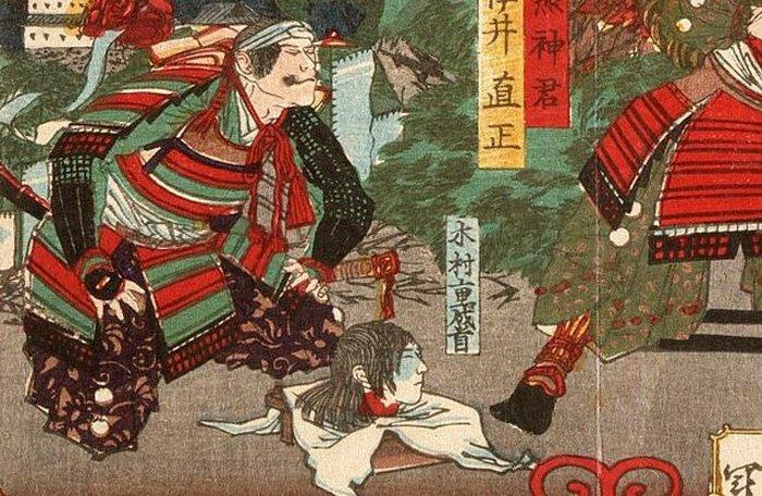 Смотреть секс японских самураев