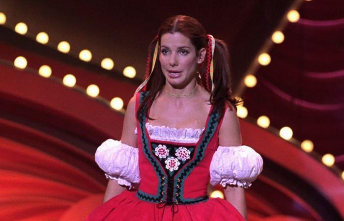 Кадр из фильма «Мисс Конгениальность»./фото: livestory.com.ua