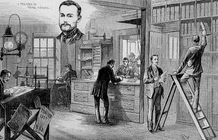 Все освобожденные заключенные должны были вставать на учет в Скотланд-Ярде.