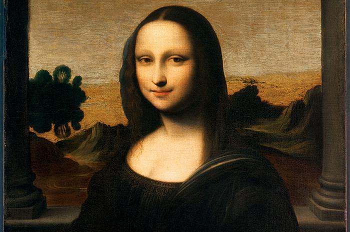 Другая Мона Лиза.