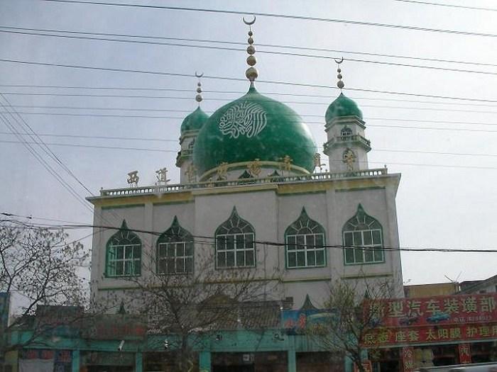 Китайские мусульманские секты.