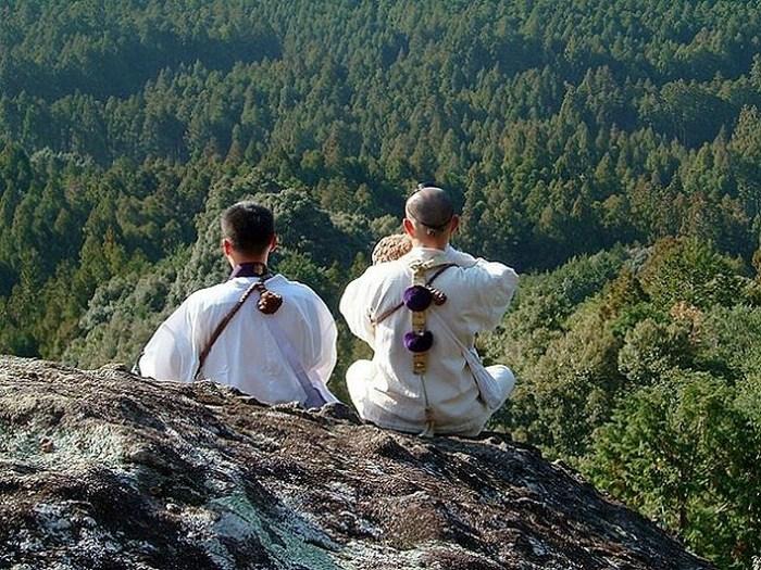 Сюгэндо - одна из самых старых мировых религий.