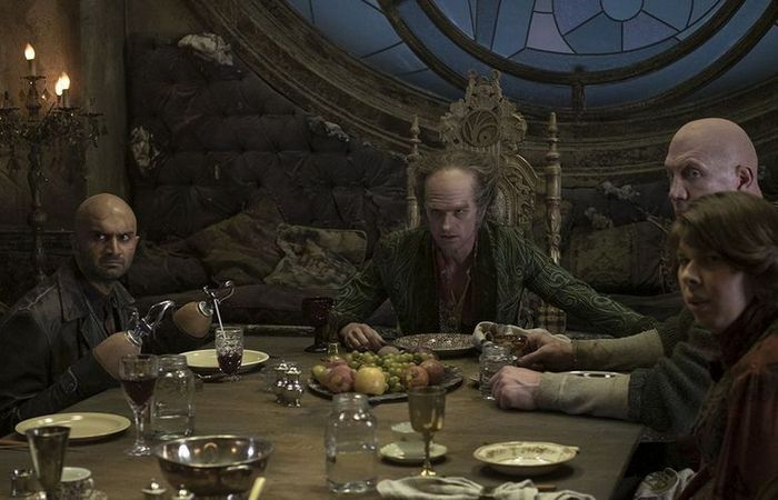 Кадр из сериала «A Series of Unfortunate Events»./фото: cnet.com