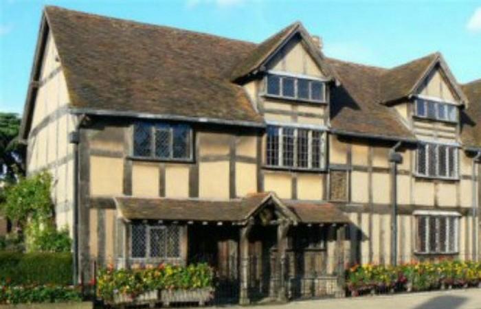 Семейный дом в Стратфорде. / Фото: list25.com