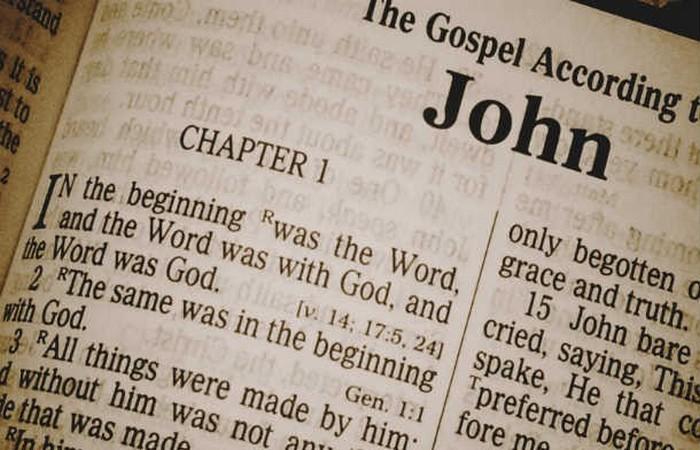 Библия короля Якова. / Фото: list25.com