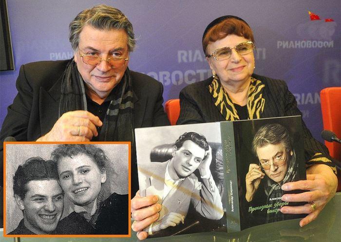 Наталья Белоусова и Александр Ширвиндт./ Фото: www.eurosmi.ru