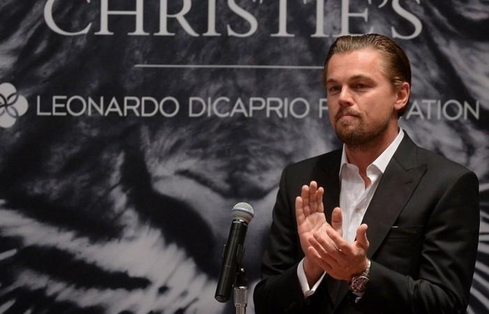 Леонардо Ди Каприо - главный ловелас Голливуда.