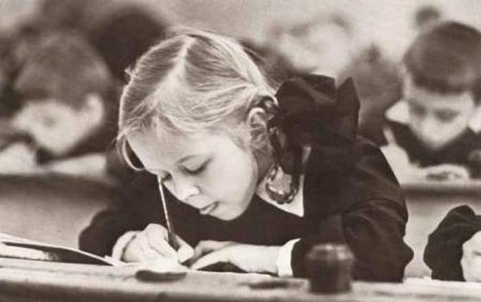 Школьные годы чудесные...