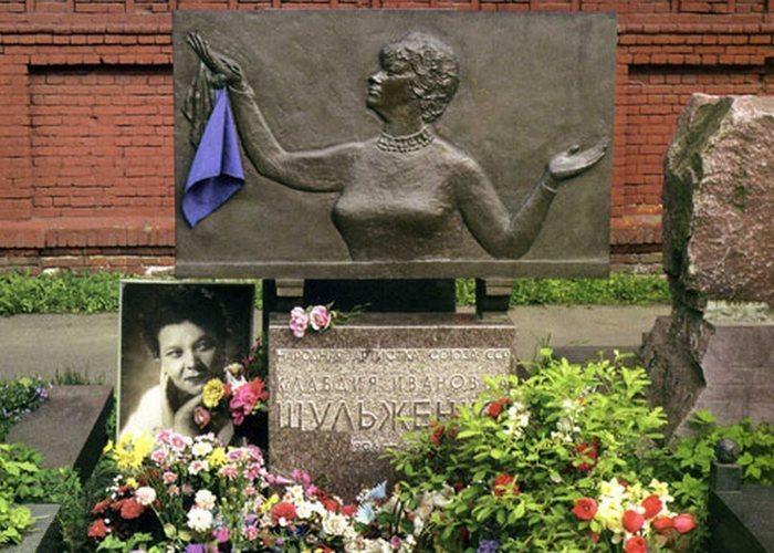 Новодевичье кладбище./фото: devichka.ru