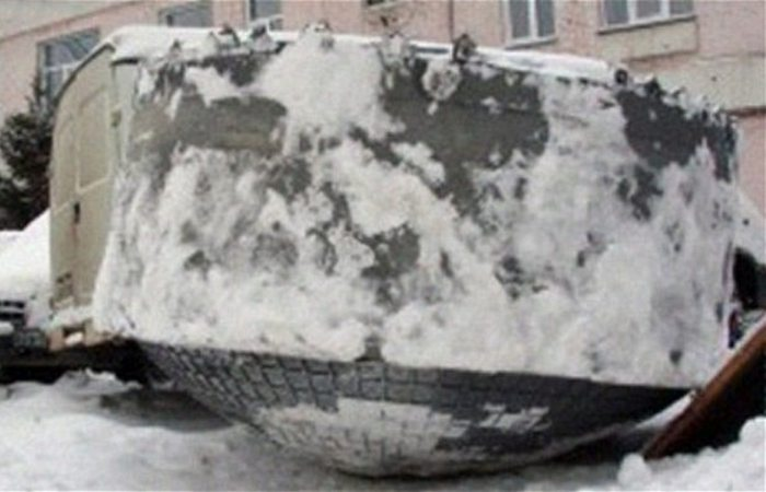 Загадочная Сибирь: отрадненский фрагмент.