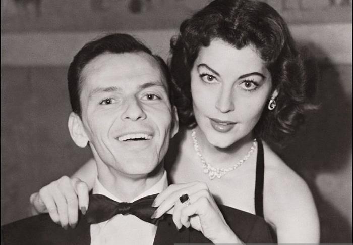 Фрэнк Синатра и Ава Гарднер: слишком похожие, чтобы быть вместе./Фото: gettyimages.com