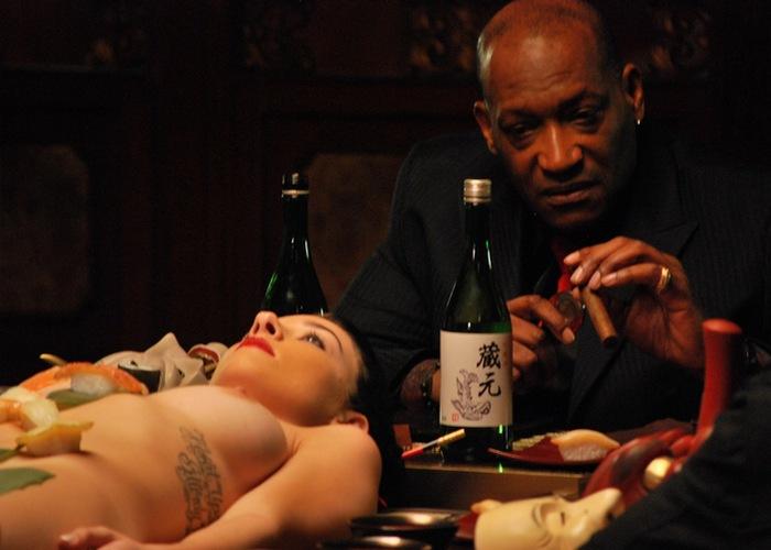 Кадр из фильма «Суши girl»./ Фото: kg-portal.ru
