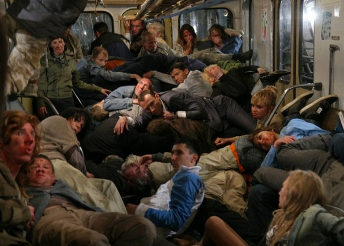 Кадр из фильма «Метро»./ Фото: filmus.pl