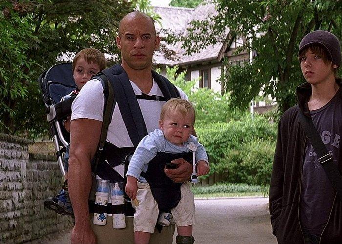 Кадр из фильма «Нянька»./ Фото: kinofanat.net