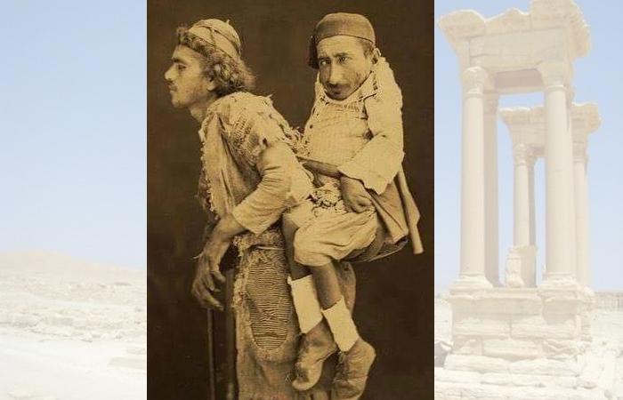 Мусульманин Мохаммед и христианин Самир.