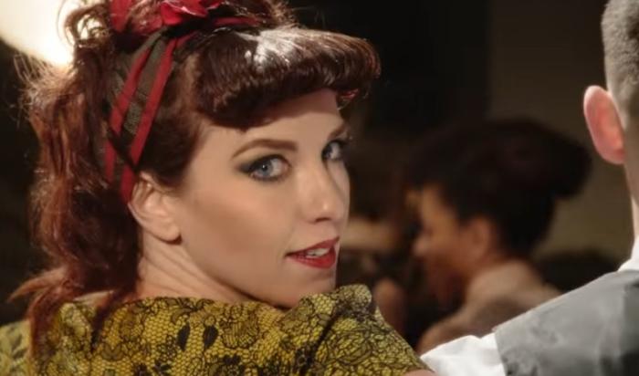 Великолепная Cissie Redgwick.