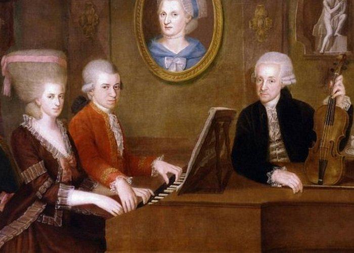 Сестра Вольфганга Амадея Моцарта. / Фото: listverse.com
