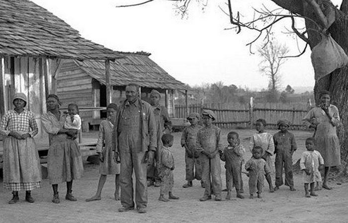 Уровень рождаемости среди рабов в США был на 80% выше.
