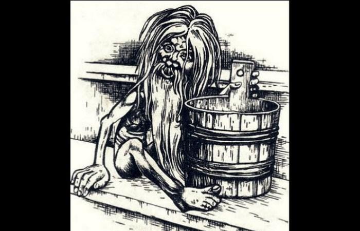 Банник - озорной дух | Фото:listverse.com