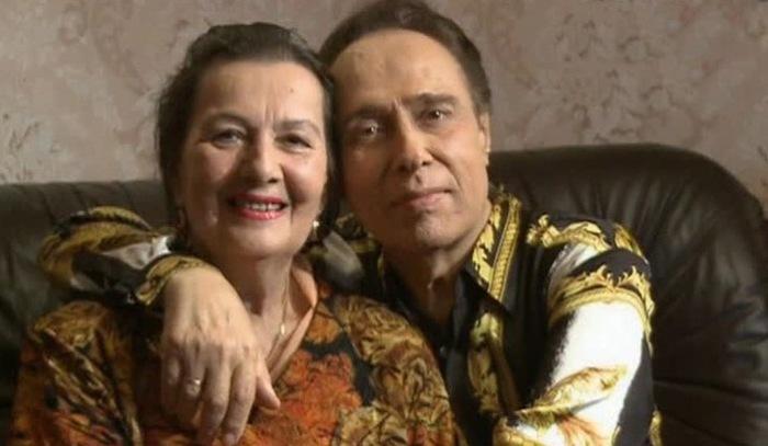 Николай Сличенко и Тамилла Агамирова: полвека вместе.