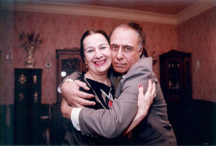 Брак, заключённый на небесах: Николай Сличенко и Тамилла Агамирова