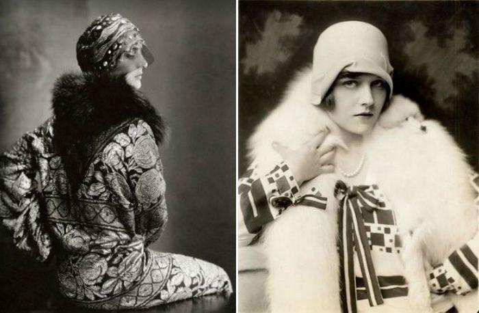 Модницы из 1920-х.