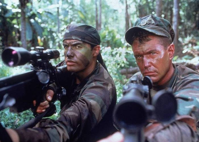 Кадр из фильма «Снайпер»./ Фото: kinozon.tv