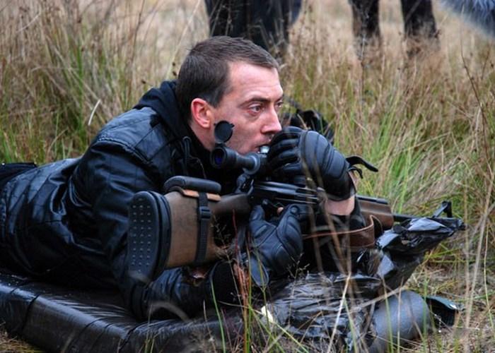 Кадр из фильма «Снайпер»./ Фото: my-hit.org
