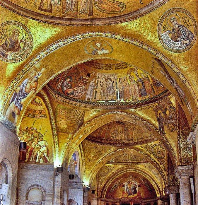 Обзор великолепных мозаик. Автор: Рикардо Андре Франц