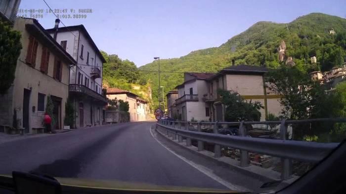 148 км дороги Via Salaria сегодня.