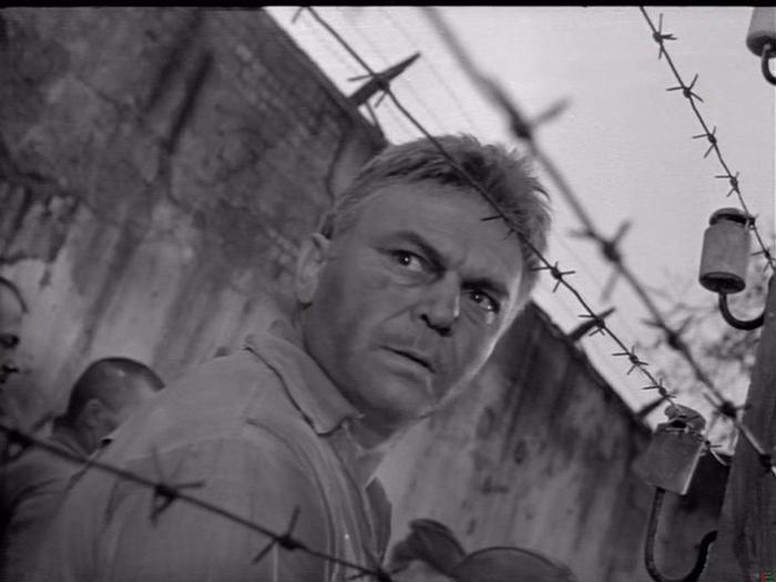 Кадры из фильма Судьба человека.