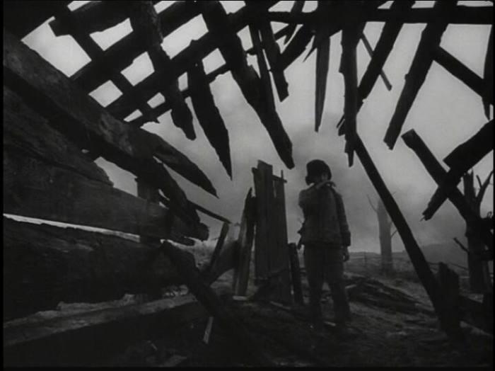 Иваново детство. Кадры из фильма.