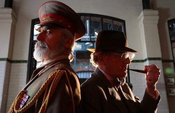 Тематическая вечеринка, посвященная советским временам.
