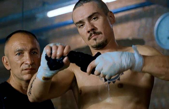 «Бой с тенью», 2005 год, режиссер Алексей Сидоров.