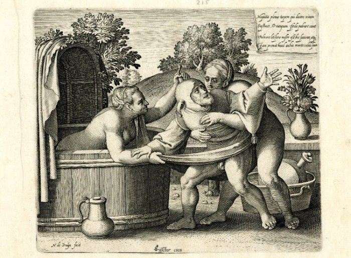 Пикантные факты об интимных отношениях в эпоху Средневековья.