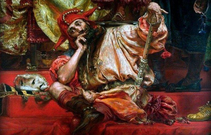 Фрагмент картины «Прусская Дань», Ян Матейко./фото: thevintagenews.com