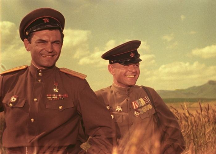 Кадр из фильма «Кавалер Золотой Звезды»./фото: mosfilm.ru