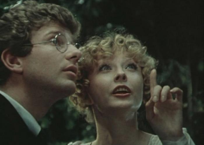 Кадр из фильма «Безымянная звезда»./фото: kinozon.tv