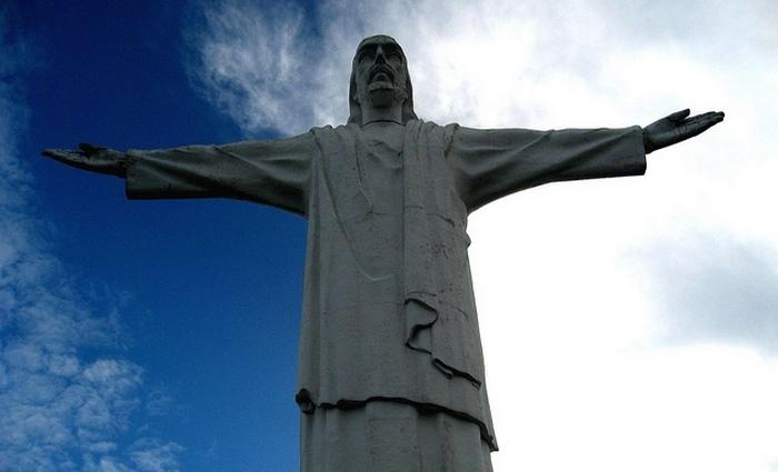 Христос-Царь - Колумбия.